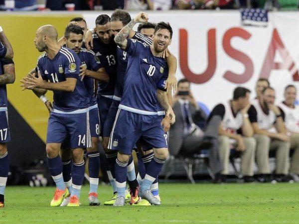 Lionel Messi USA