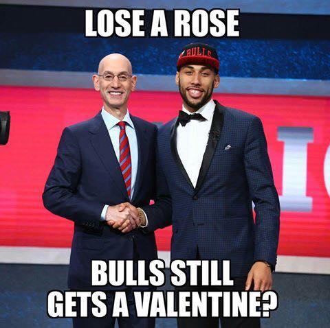 Lose a Rose, Get a Valentine