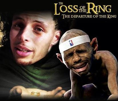Loss of the ring