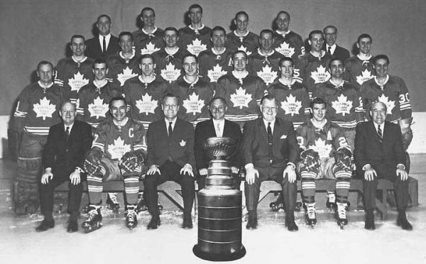 Maple Leafs 1967 Stanley Cup