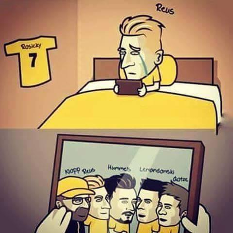 Marco Reus Dortmund Meme
