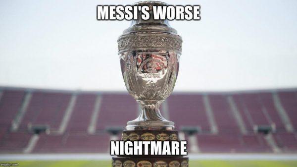 Messi's worst nightmare