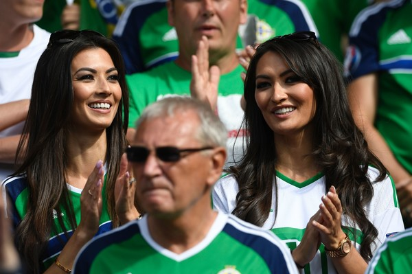 Northern Ireland Fans 2