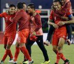 Peru beat Brazil