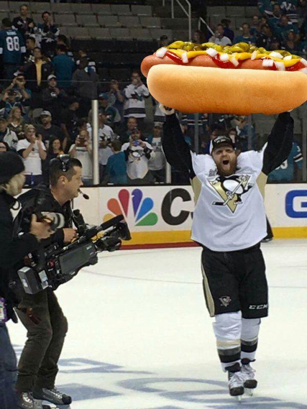 Phil Kessel Hot Dog