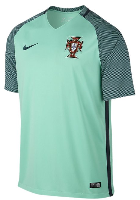 Portugal Euro 2016 Away Jersey