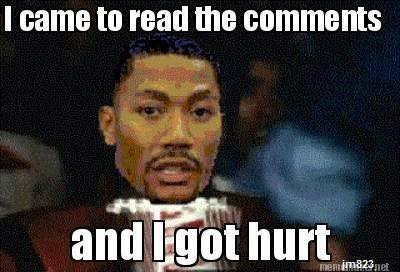 Rose Got Hurt 21 best memes of the bulls trading derrick rose to the knicks sportige