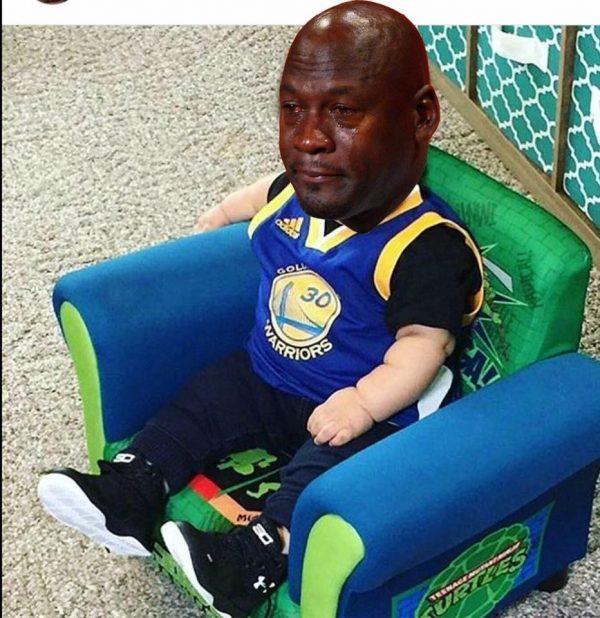Stuff Curry Crying Jordan