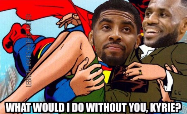 Superman Kyrie