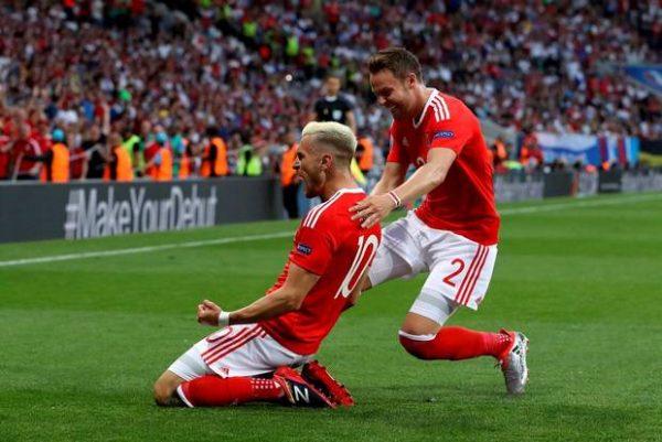Wales Aaron Ramsey