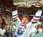 Wayne Gretzky Stanley Cup