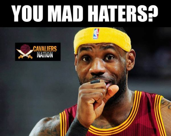 You Made Haters