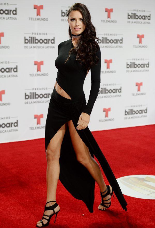 Adriana Lima Billboard