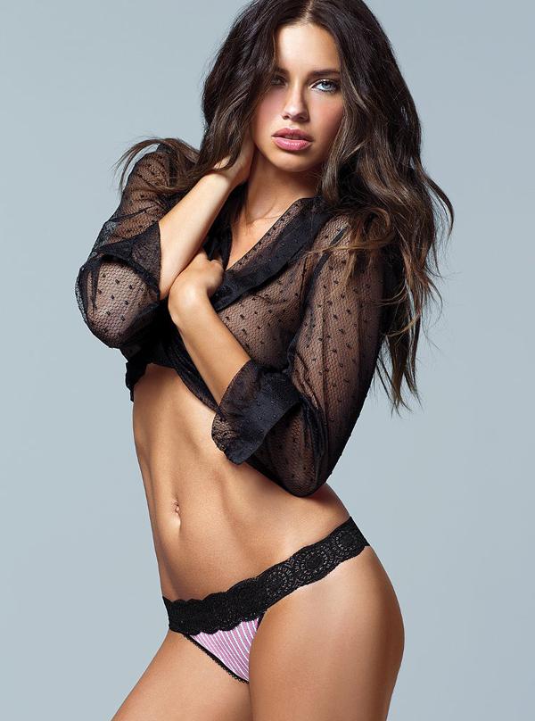 Adriana Lima Cute