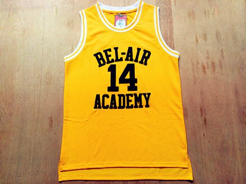 91bcd4b48913 Fresh Prince of Bel-Air Basketball Jersey is as Cool as the Show Was ...