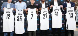 Brooklyn Nets Free Agents