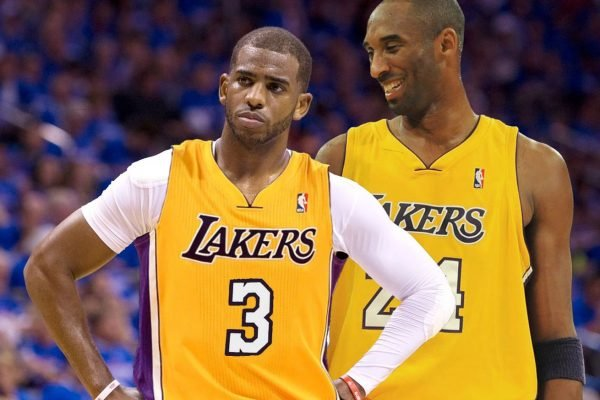 Chris Paul Lakers Photoshop