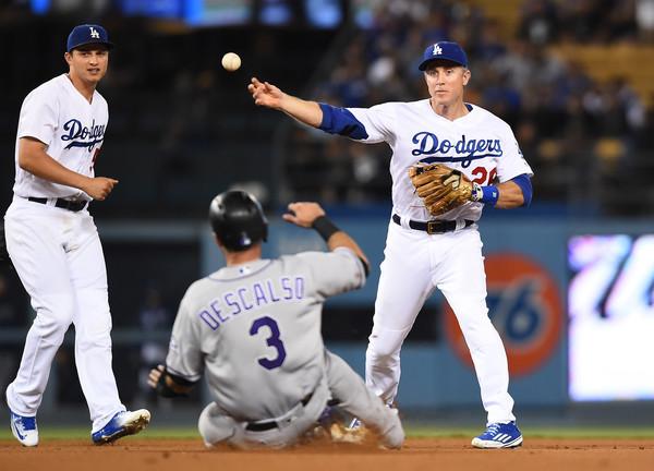 Dodgers beat Rockies
