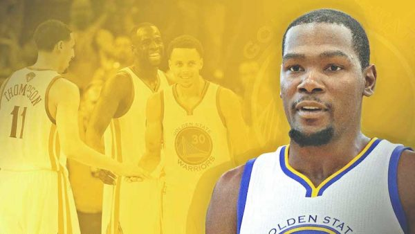 Durant Curry Green Thompson