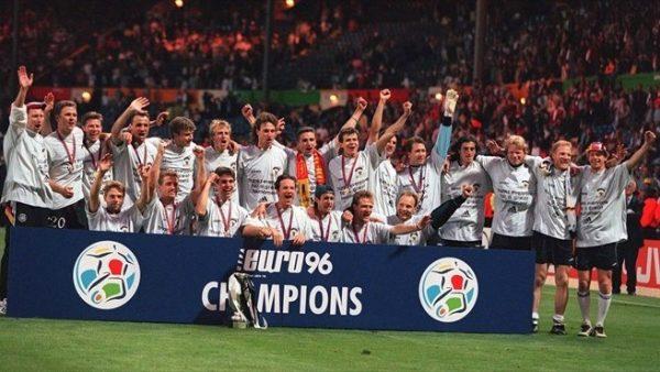 Euro 1996 Germany