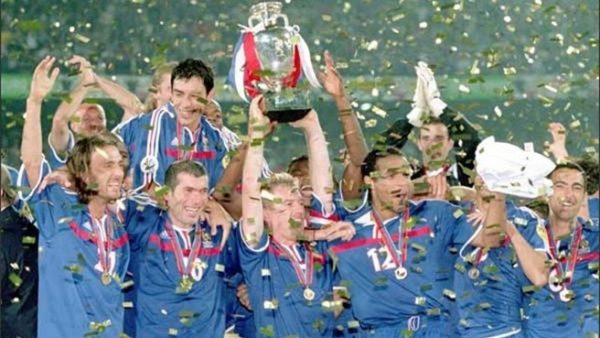 Euro 2000 France