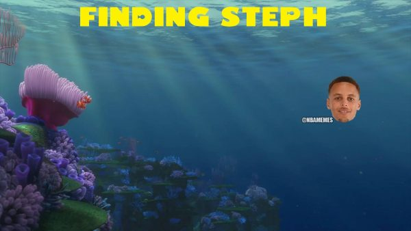 Finding Dory Stephen Curry Meme