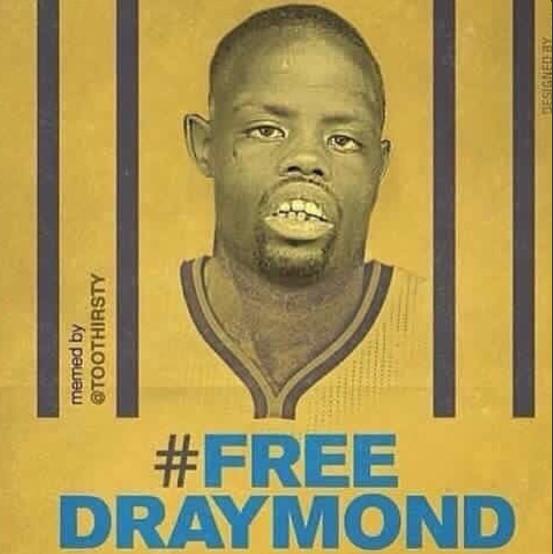 Free Draymond