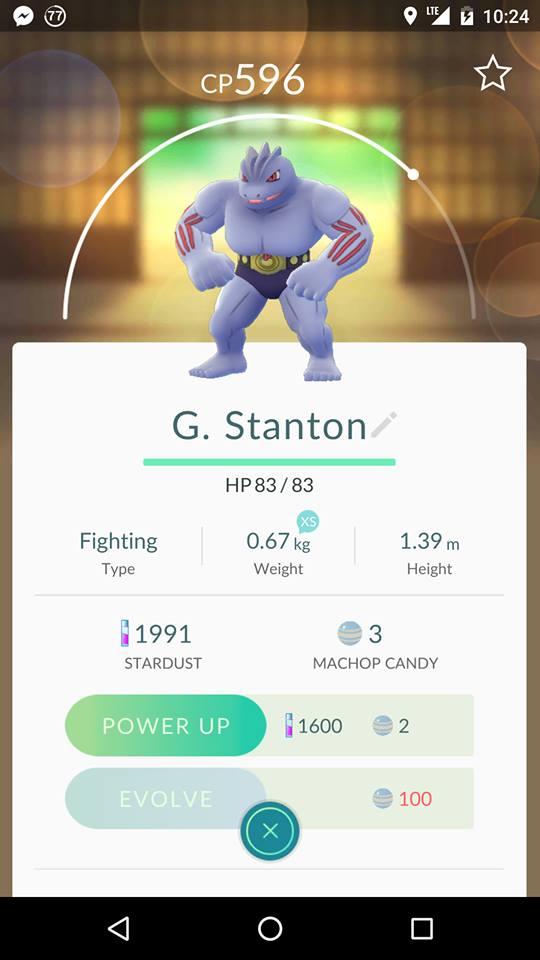Giancarlo Stanton Pokemon Go