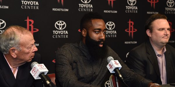 James Harden New Contract
