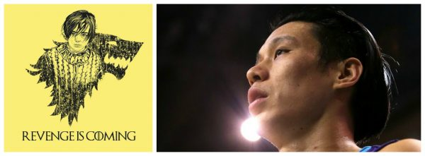 Jeremy Lin Game of Thrones