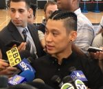 Jeremy Lin Press Conference