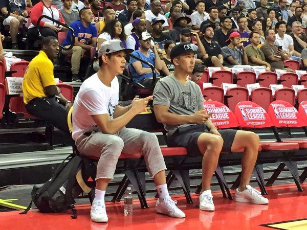 Jeremy Lin Summer League