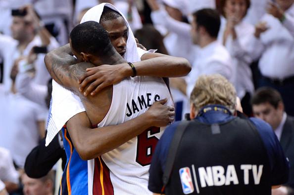 LeBron Durant NBA Finals