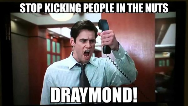 Liar Liar Draymond Green