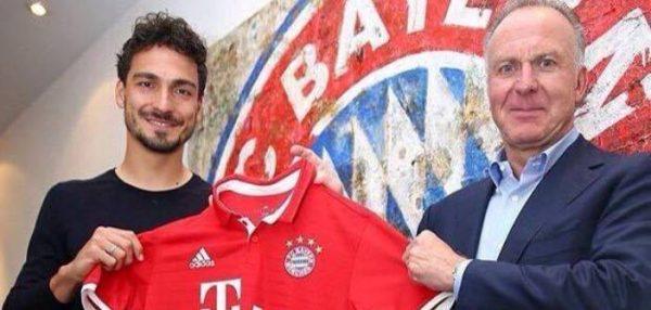 Mats Hummels Bayern
