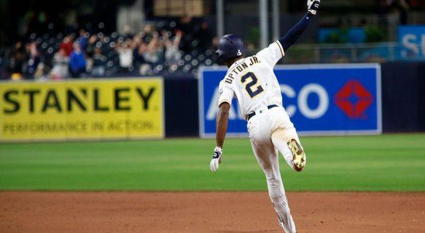 Melvin Upton Padres