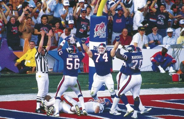 New York Giants Dance