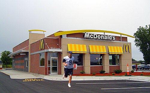 Romo McDonald's