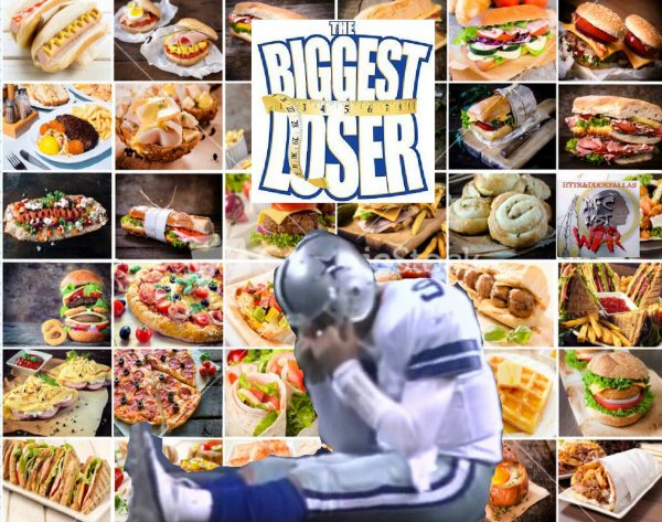 Romo The Biggest Loser