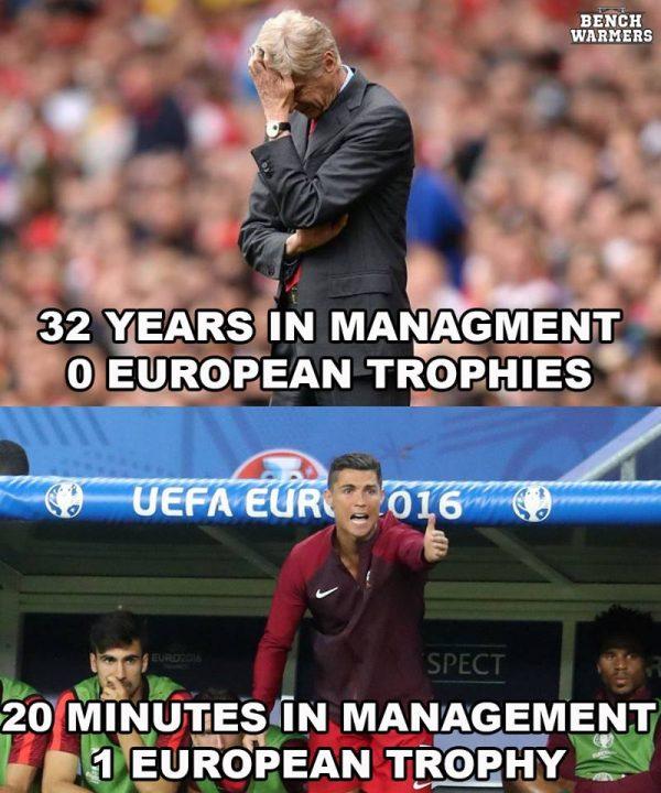 Ronaldo the manager