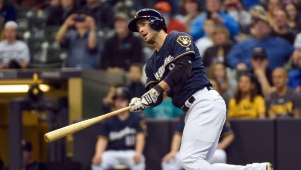 Ryan Braun Home Run
