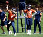 Mark Sanchez, Paxton Lynch