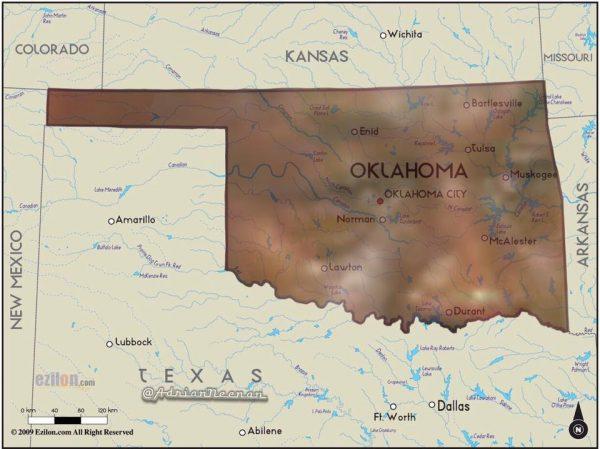 State of Oklahoma Crying Jordan