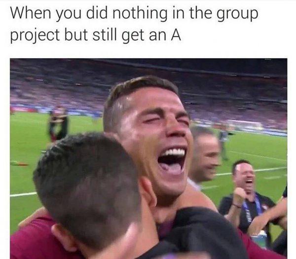 Still an A