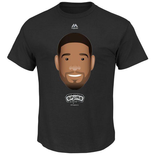 Tim Duncan Emoji Shirt