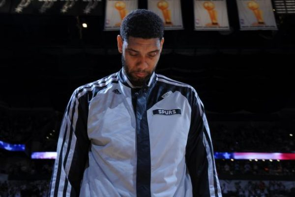 Spurs announce Tim Duncan's retirement after 19 seasons, 5 titles with team