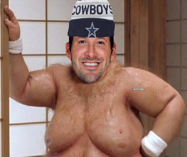 Tony Romo Big Fat Bastard