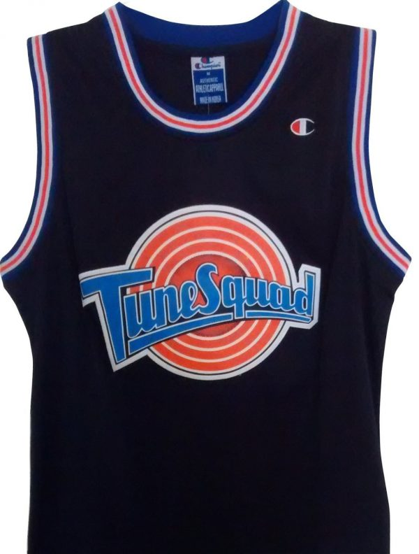 check out 9b2c0 0c668 Space Jam Jersey is the Coolest Throwback Item in the World