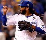 johnny cueto 2-hitter