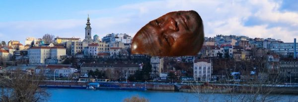 Belgrade Crying JOrdan